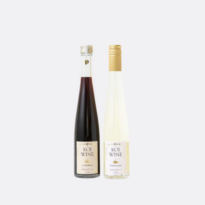 北海道恋ワイン